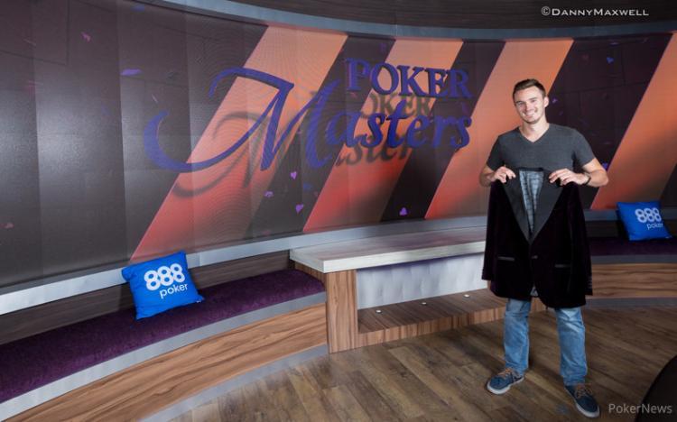 Steffen Sontheimer volta a vencer no Poker Masters e fatura a jaqueta roxa/CardPlayer.com.br