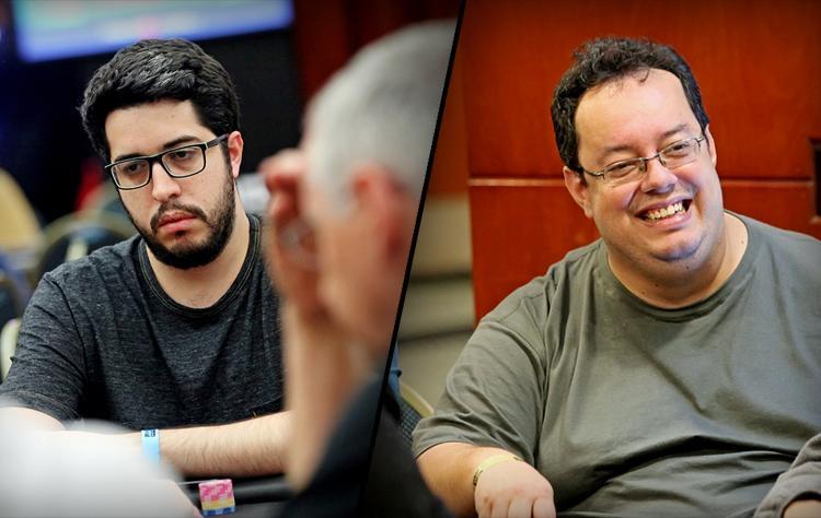 """Eder """"KingJamesMVP"""" Campana e Geraldo """"BateBicoPLZ"""" César vencem na Powerfest/CardPlayer.com.br"""