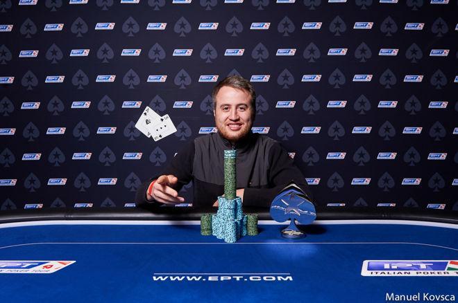 Dietrich Fast crava o primeiro high roller do EPT Malta/CardPlayer.com.br