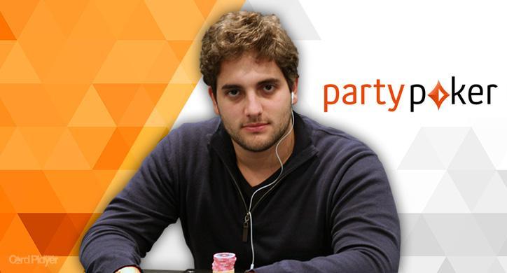 João Simão é o novo embaixador do PartyPoker/CardPlayer.com.br