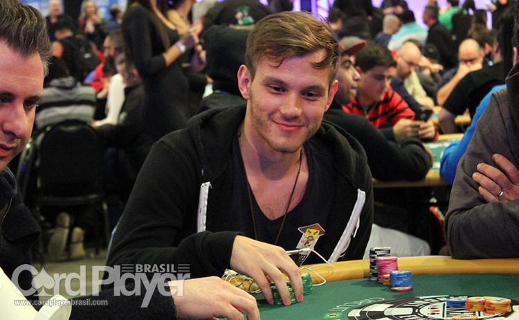 """Alisson """"heyalisson"""" Piekazewicz é vice do Super-Sized Sunday/CardPlayer.com.br"""