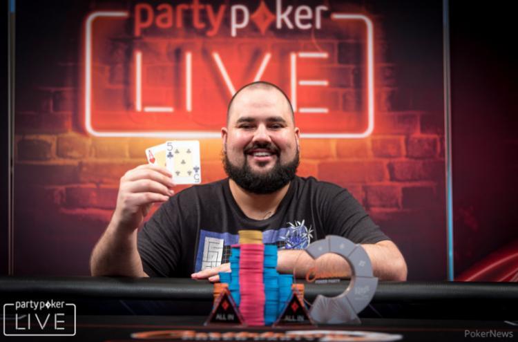Chris Hunichen crava o Super High Roller do Caribbean Poker Party Festival/CardPlayer.com.br
