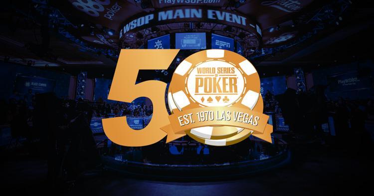 50ª WSOP já tem data e antecipa evento