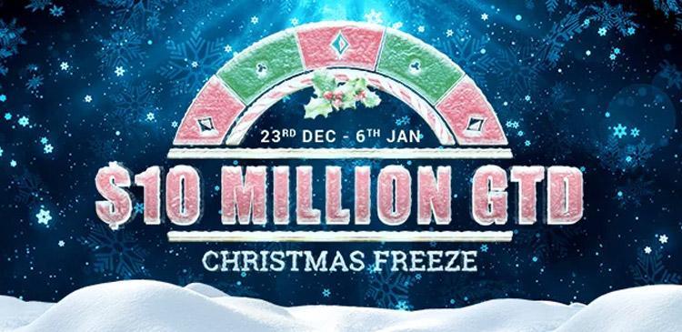 Série de torneios Freezeout do partypoker começa neste fim de semana com US$ 10.000 garantidos/CardPlayer.com.br
