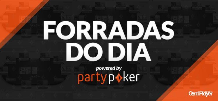 """""""RuTherFord00"""" leva a melhor no Main Event do partypoker/CardPlayer.com.br"""