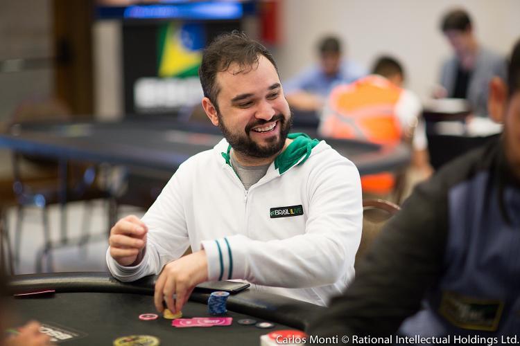 Ariel Bahia crava Bigger $215 dominado por brasileiros/CardPlayer.com.br