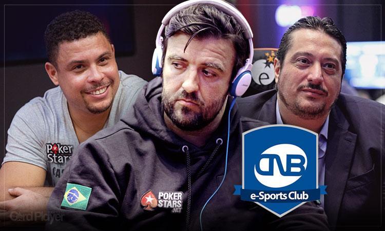 Akkari, Federal e Ronaldo se tornam sócios de grande time de e-sports/CardPlayer.com.br
