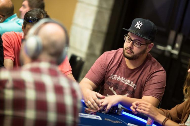 """Yago """"yhsimplicio"""" Simplício faz FT no Evento 10 da High Rollers Series/CardPlayer.com.br"""