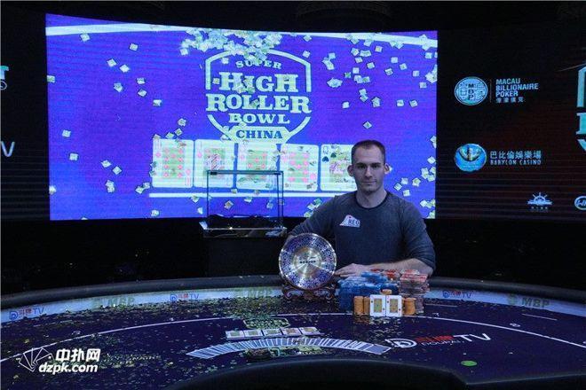 Justin Bonomo crava Super High Roller Bowl China e conquista US$ 4,8 milhões/CardPlayer.com.br