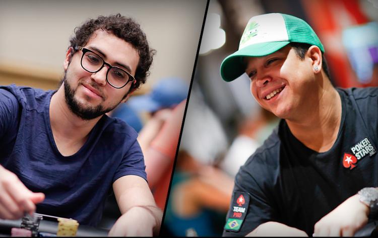 Rafael Moraes e Felipe Mojave estão no Dia 2 do Evento 42 da WSOP/CardPlayer.com.br