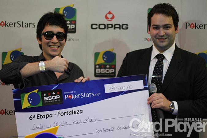 Gabriel Goffi confirma presença no Torneio dos Campeões do BSOP100/CardPlayer.com.br