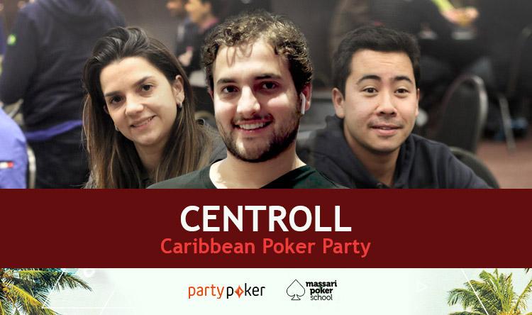 Centrolls do partypoker oferecem vagas para o Caribbean Poker Party/CardPlayer.com.br