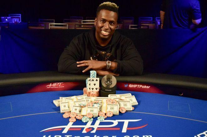 Maurice Hawkins vence no Heartland Poker Tour/CardPlayer.com.br