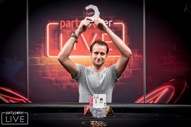Rainer Kempe é campeão do Evento 1 do Caribbean Poker Party Festival/CardPlayer.com.br