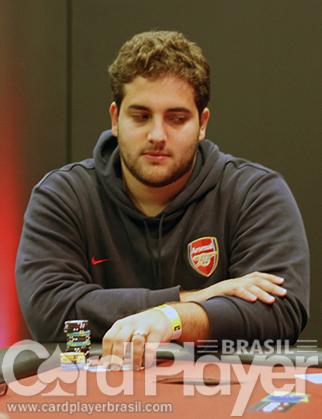 João Simão lidera os brasileiros no Evento 59 da WSOP/CardPlayer.com.br