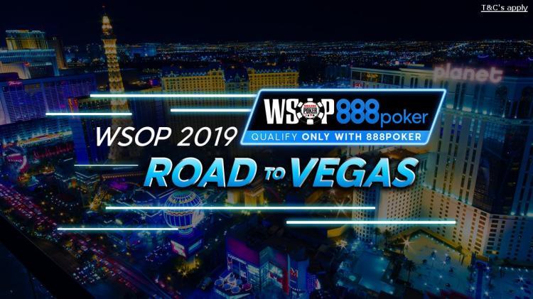 888poker realiza satélites exclusivos para o Main Event da WSOP 2019/CardPlayer.com.br