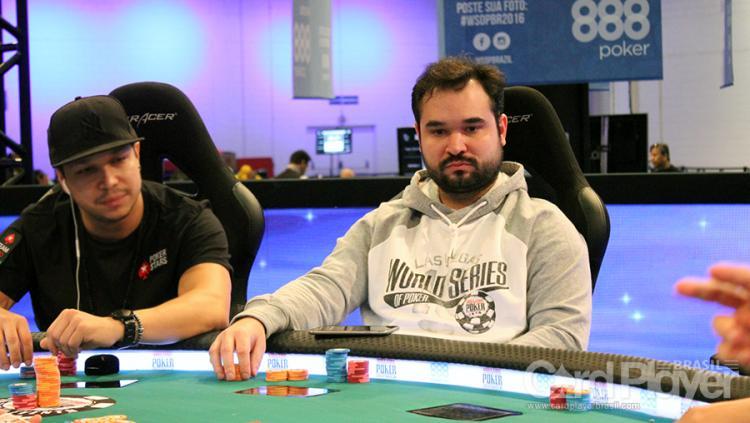 Ariel Bahia crava o Hot $215/CardPlayer.com.br