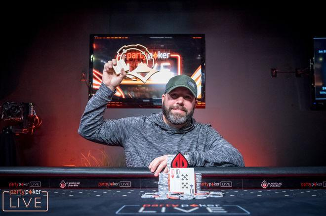 David Eldridge vence High Roller do partypoker LIVE MILLIONS América do Norte/CardPlayer.com.br