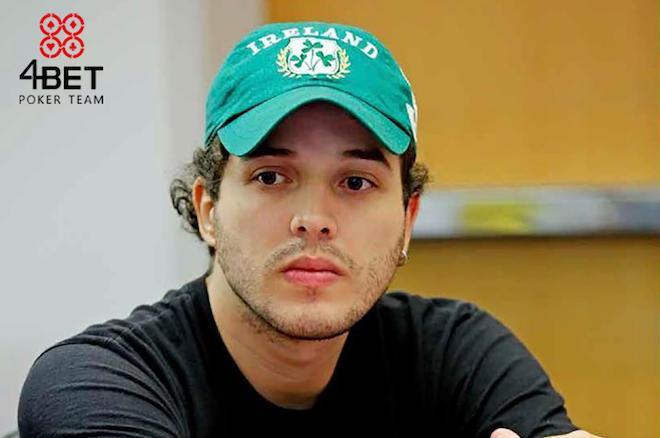 """Guilherme """"teruliro"""" Beavis é vice do Evento 54 Medium do SCOOP/CardPlayer.com.br"""