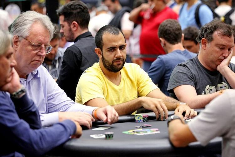 Caio Pimenta faz a festa nos feltros do PokerStars/CardPlayer.com.br