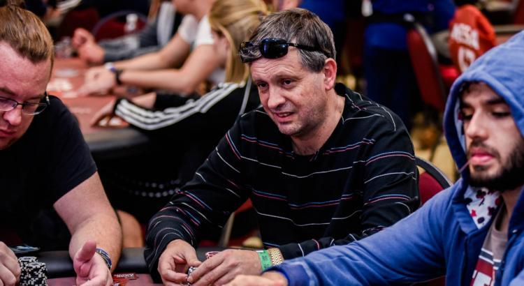 Celso Sirtoli assume a liderança do ranking do KSOP/CardPlayer.com.br