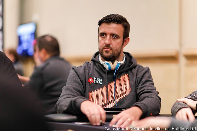 André Akkari lidera o Evento 44 da WSOP/CardPlayer.com.br