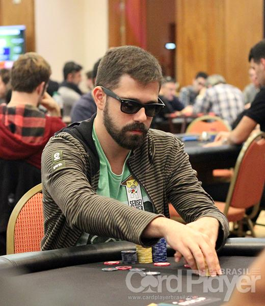 "Felipe ""lipe piv"" Boianovsky é vice do Thursday Thrill/CardPlayer.com.br"