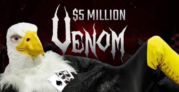 """""""TheBigKid"""" e """"alwaysH1TS"""" avançam para o Dia 3 do The Venom/CardPlayer.com.br"""