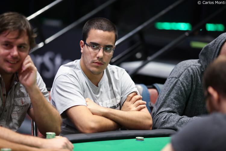 """Luis Eduardo """"GarlaEdu"""" Garla leva a melhor no The Title Fight/CardPlayer.com.br"""
