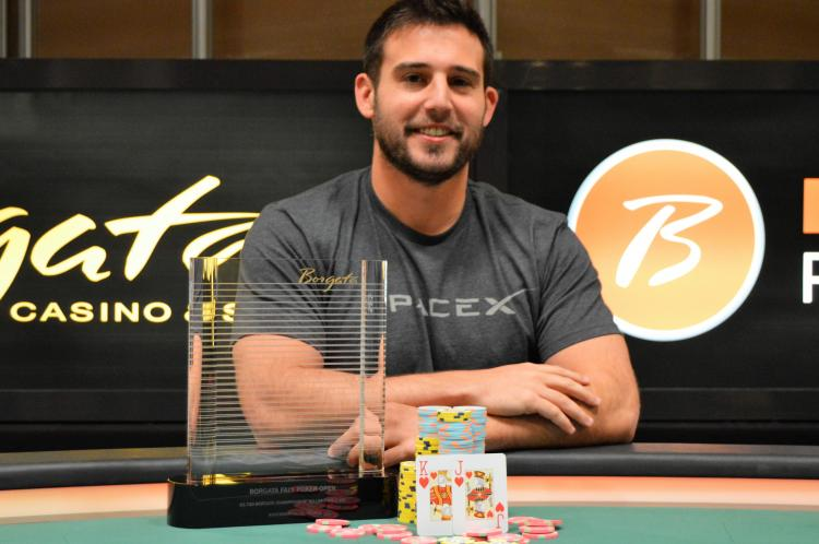 Darren Elias vence o Borgata Fall Poker Open/CardPlayer.com.br