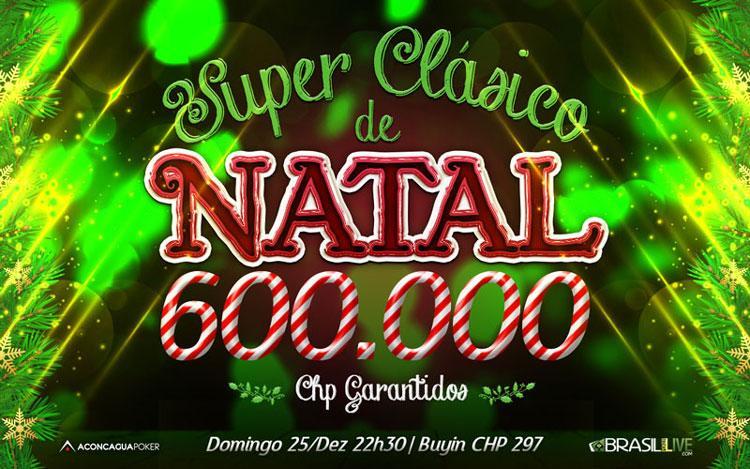 Aconcagua Poker vai distribuir mais de R$ 400 mil no Natal/CardPlayer.com.br