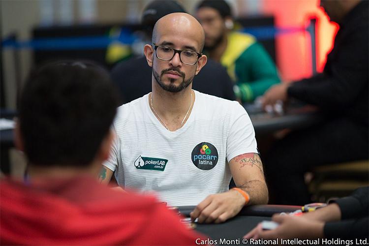 """Alexandre """"PokeyB_RedBaron"""" Mantovani sobe ao pódio de três torneios do partypoker/CardPlayer.com.br"""