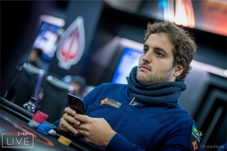 João Simão está no Dia Final do Super High Roller do partypoker LIVE MILLIONS América do Norte/CardPlayer.com.br