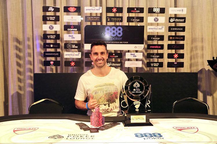 Thiago Rachadel vence Ducati High Roller e fatura R$ 110 mil em prêmios/CardPlayer.com.br