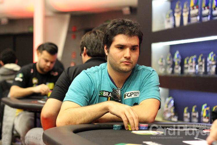 """Carlos Felipe """"DIFINI"""" Difini crava o Evento 35 Medium do SCOOP/CardPlayer.com.br"""