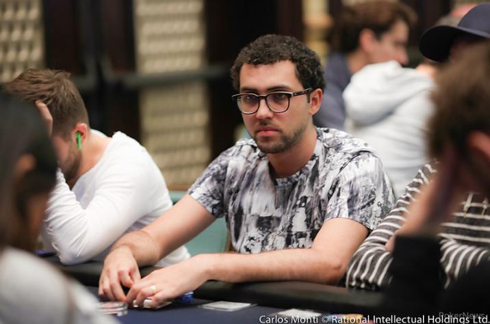 Implacável, Rafael Moraes domina mesa final, vence The Venom e fatura US$ 1 milhão/CardPlayer.com.br
