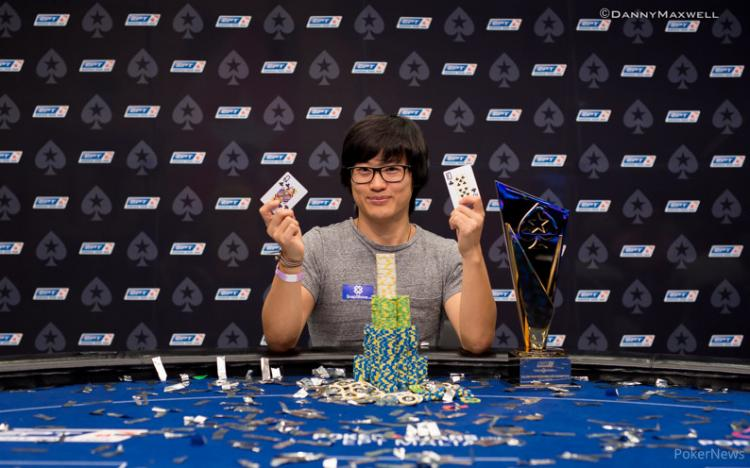 David Yan crava € 25.750 High Roller do EPT Malta/CardPlayer.com.br