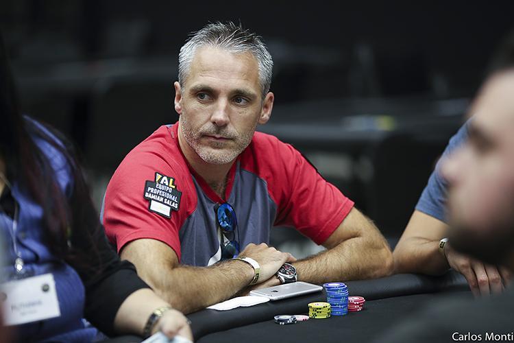 """Damián """"Pampa27"""" Salas lidera o Super High Roller do BSOP Millions/CardPlayer.com.br"""