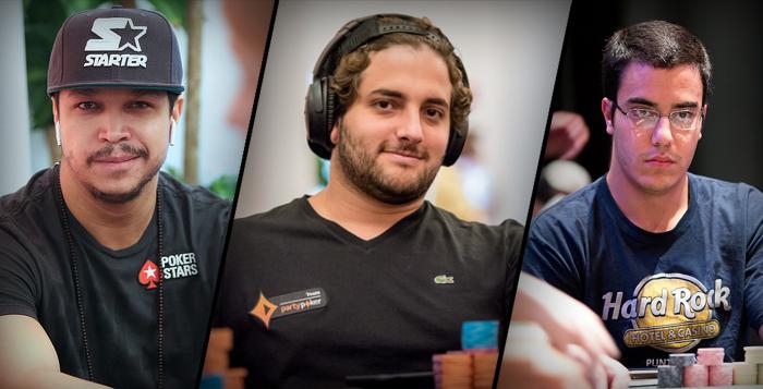 Trio brasileiro avança no Caribbean Poker Party Festival/CardPlayer.com.br