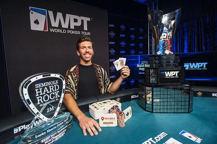 Darryll Fish vence WPT Lucky Hearts Open/CardPlayer.com.br