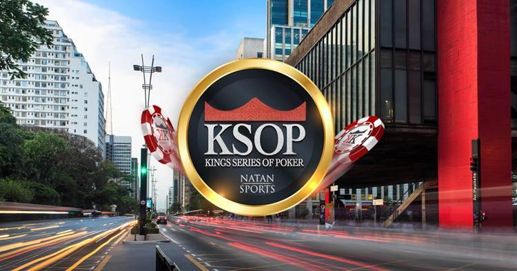 KSOP divulga cronograma da etapa de São Paulo/CardPlayer.com.br