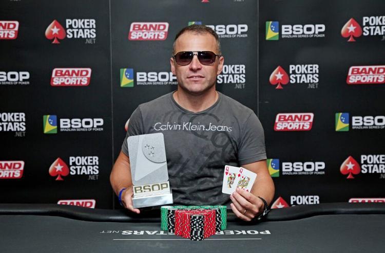 Vinicius Pinheiro leva a melhor no One Day High Roller do BSOP Natal/CardPlayer.com.br