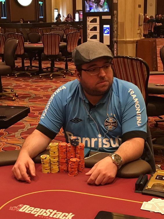 Marcelo Drumm conquista US$ 49 mil no Mid Stakes Poker Tour/CardPlayer.com.br
