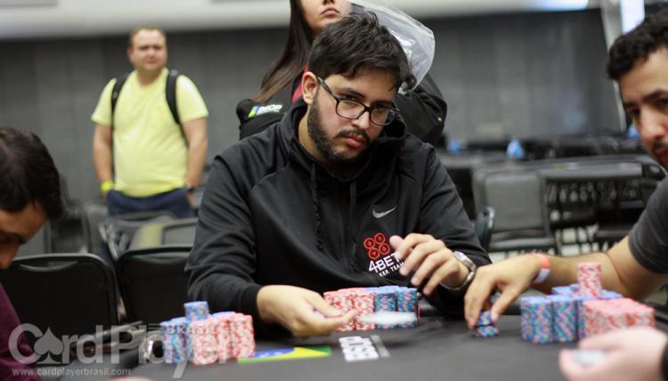 Fernando Viana sobe ao pódio do Evento 56 da WSOP/CardPlayer.com.br