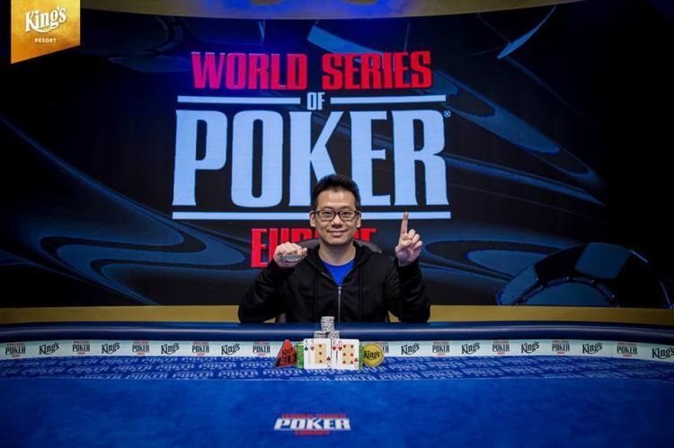 Anson Tsang leva a melhor no Evento 7 da WSOP Europa/CardPlayer.com.br