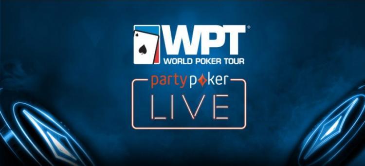 WPT vai realizar cinco etapas em parceria com o partypoker LIVE /CardPlayer.com.br