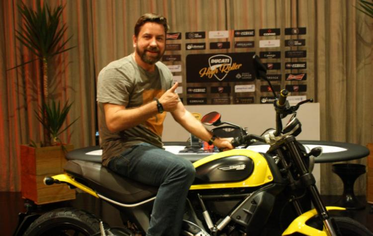 Chris Porás conquista o título do Ducati High Roller/CardPlayer.com.br