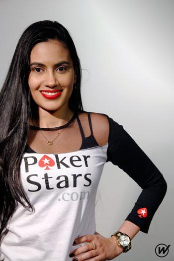 Conheça Marcella Camargo, a primeira brasileira campeã do TCOOP/CardPlayer.com.br