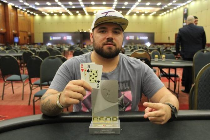 Pedro Padilha é o primeiro campeão do BSOP 2018/CardPlayer.com.br