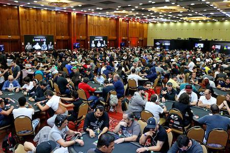 BSOP São Paulo registra mais de 1.300 entradas/CardPlayer.com.br